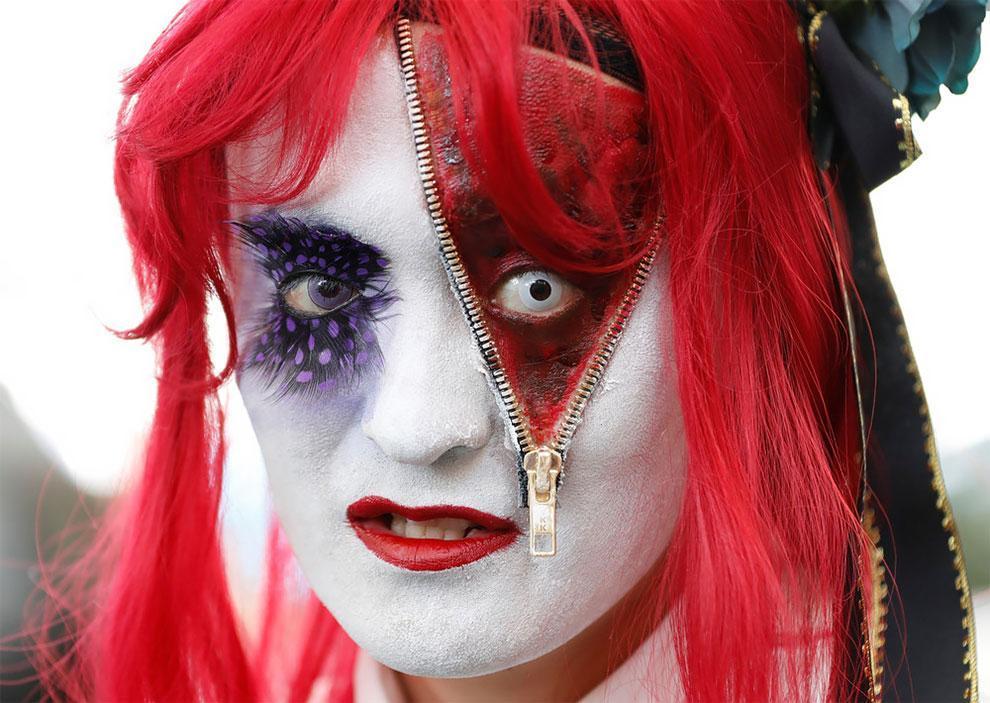 هالووین کاوازاکی بزرگ ترین رژه ترسناک ژاپن