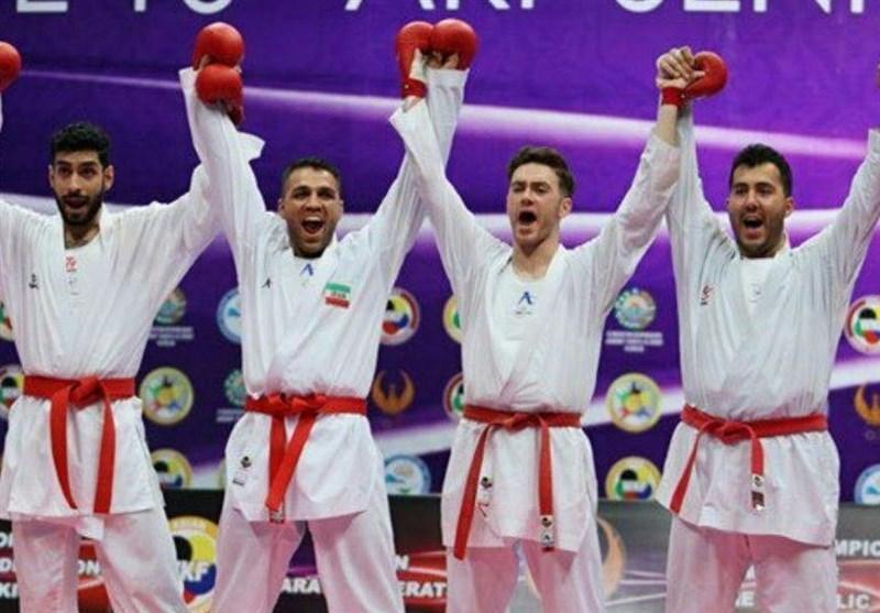 لیگ برتر کاراته وان اسپانیا، چهارمی کاراته ایران در مجموع مسابقات و نایب قهرمانی در کومیته