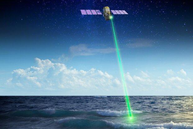 رصد مهاجرت حیوانات دریایی با لیزرهای فضایی