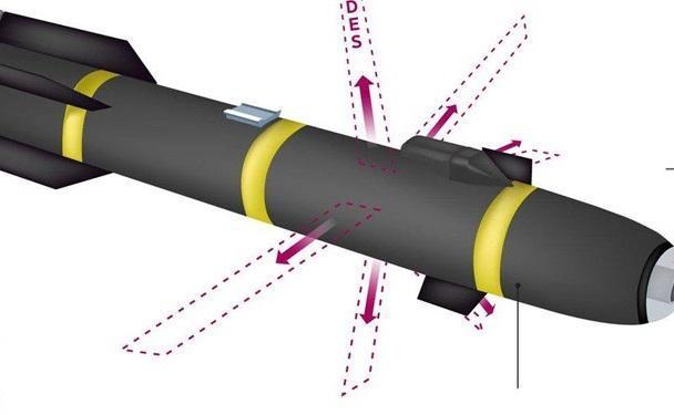 ارتش آمریکا موشک محرمانه نینجا را مجددا در سوریه آزمایش کرد