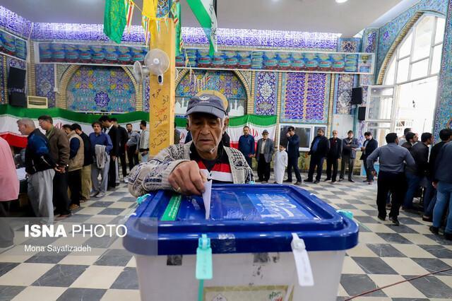 نتایج انتخابات مجلس در حوزه اهواز ، انتخاب نفر سوم به دور دوم رفت