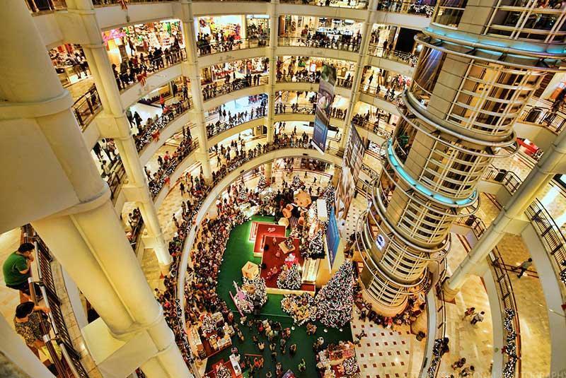 آشنایی با مراکز خرید کوالامپور