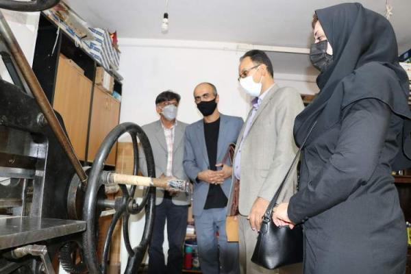 وعده اعطای تسهیلات کم بهره به چاپخانه های استان کردستان